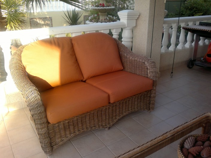 Garden furniture, exterior fabrics Murcia
