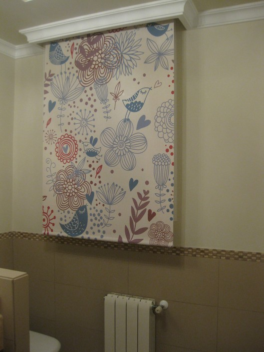 Printed Roller Blinds Murcia