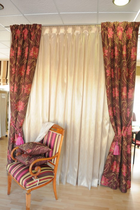 quality curtain & upholstery fabrics