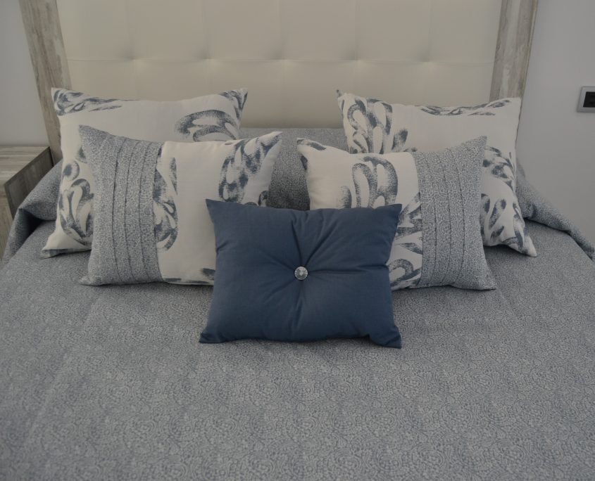 Bespoke scatter cushions