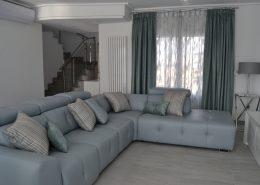 Luxury fabrics for bespoke curtains