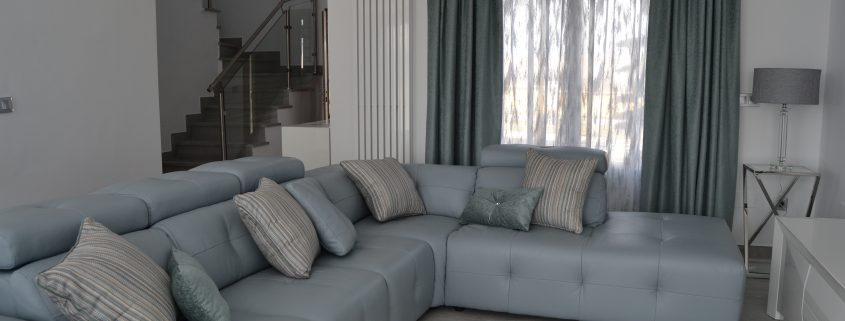 Luxury fabrics for bespoke curtains