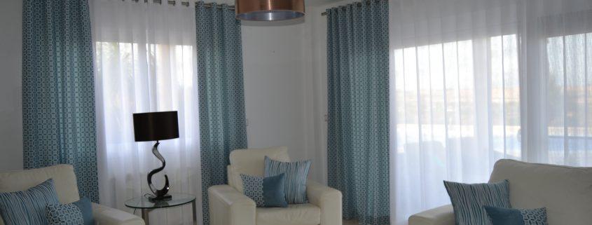 eyelet curtains & soft furnishings
